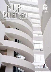 NUF Bulletin 2006-1