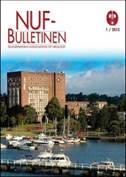 NUF Bulletin 2012-1